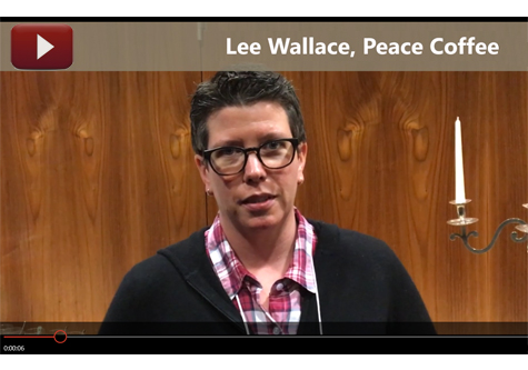 Watch Lee Wallace from Peace Coffee