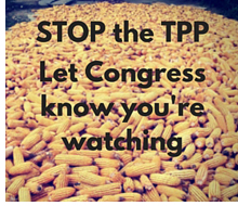 Stop the TPP