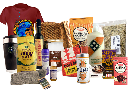 Fair Trade Gift Basket