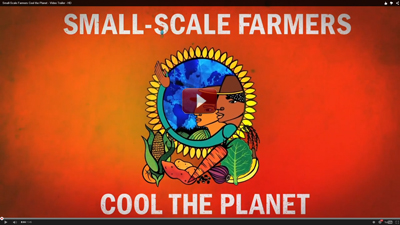 Small Scale Farmers Cool the Planet<strong></strong>