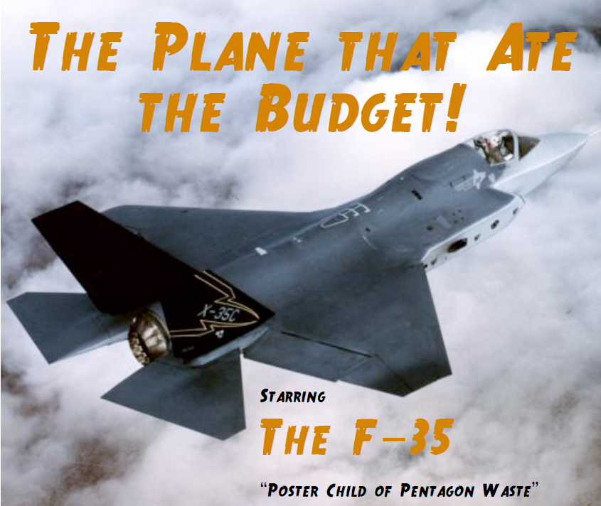 an incredible budget inhaling fighter jet!