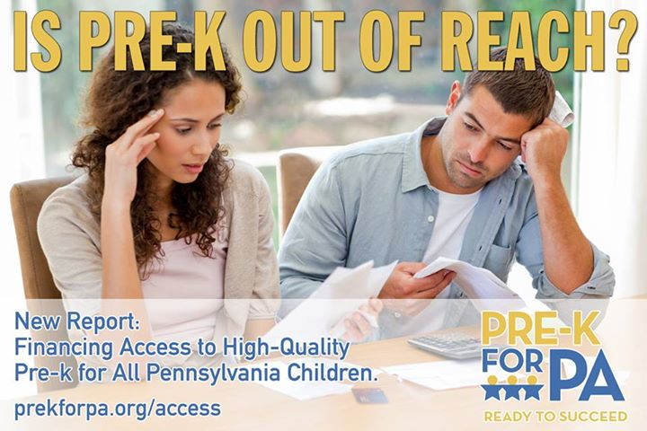 Is pre-k out of reach?