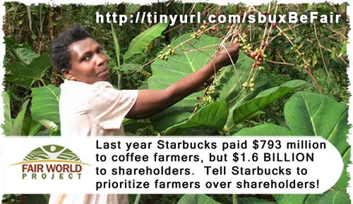 $1.6 billion to shareholders, $793 million to farmers!