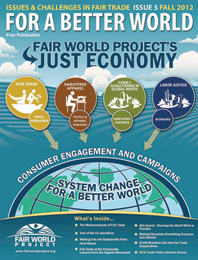 For a Better World - Fall Publication 2012