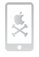 Bad Apple campaign logo